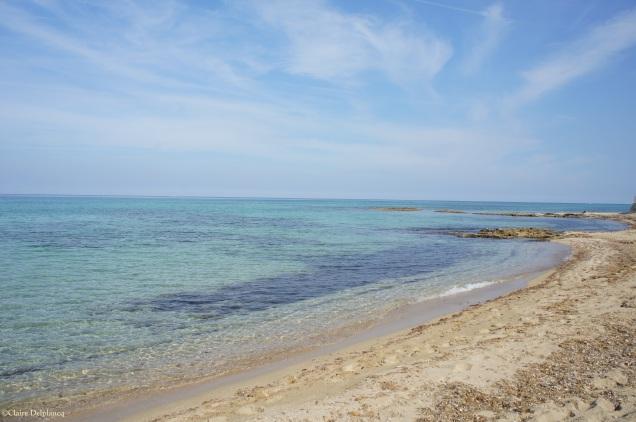Monopoli beach Puglia