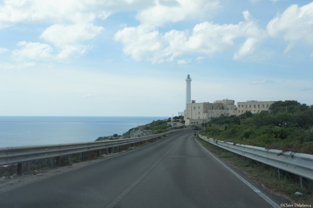 Puglia Leuca lighthouse