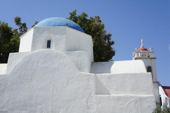 Church Mykonos Town