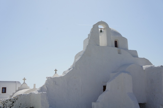 Church of Paraportiani Mykonos