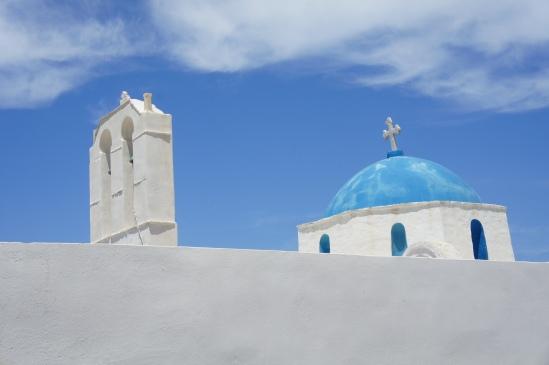 Naoussa church Paros