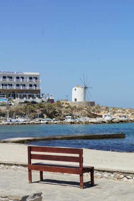 Windmill Parikia Paros