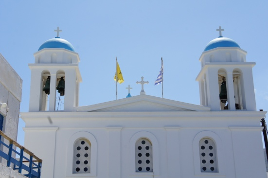 Church Parikia Paros