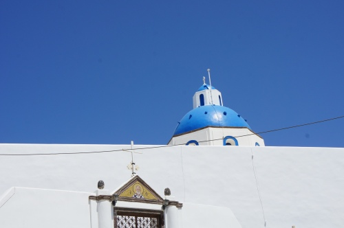 Fira church Santorini