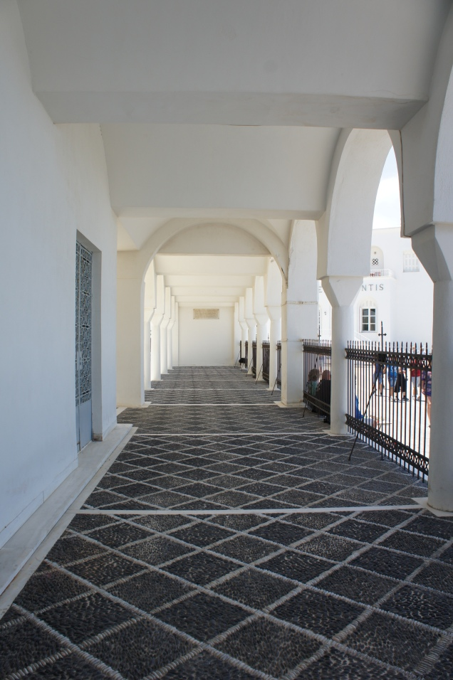 Fira Orthodox Cathedral Santorini