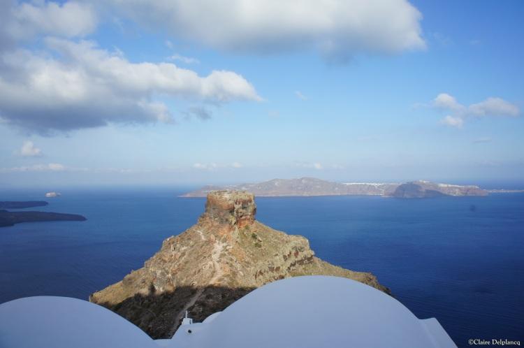 Santorini Skaros Rock Grace Hotel