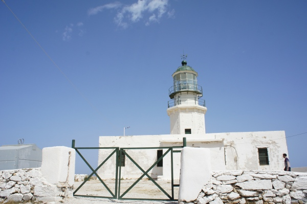 Armenistis Lighthouse Mykonos