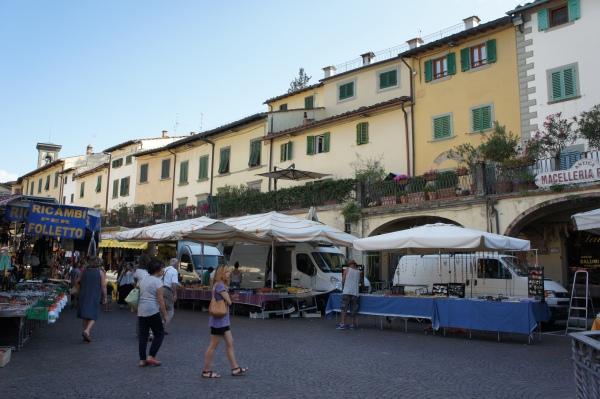 Greve in Chianti market