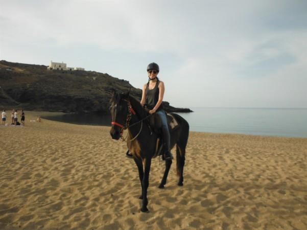 Horse Riding Mykonos