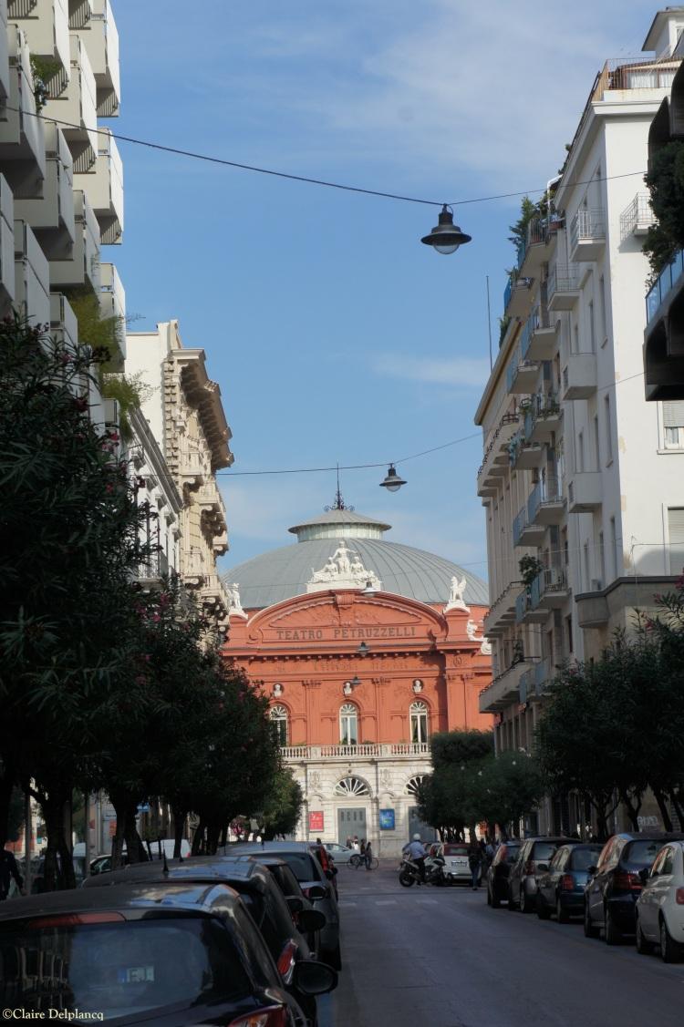 Petruzzelli Theatre Bari