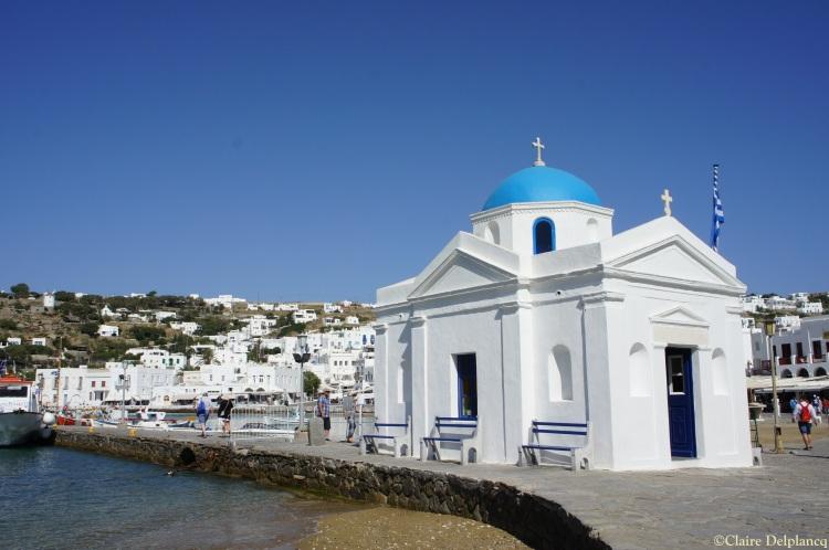 Agios Nikolaos Mykonos