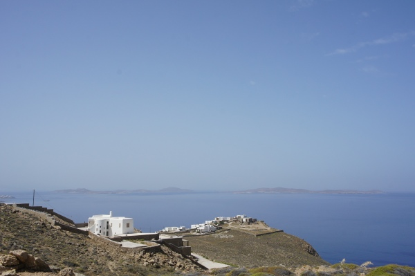 Mykonos islands view