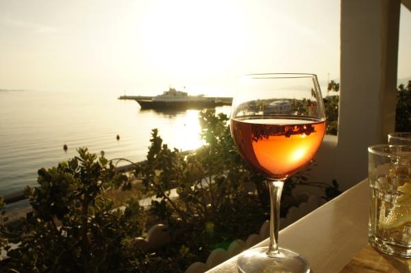 Roca Cookery rose wine