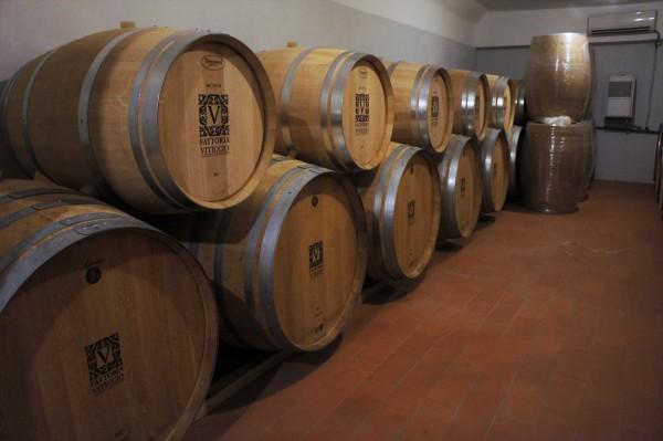 Viticcio wine cave