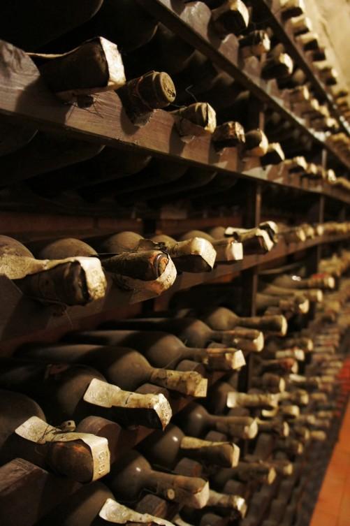 Siticcio wine cave