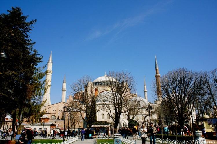 HAgia Sophia Sultanahmet Istanbul