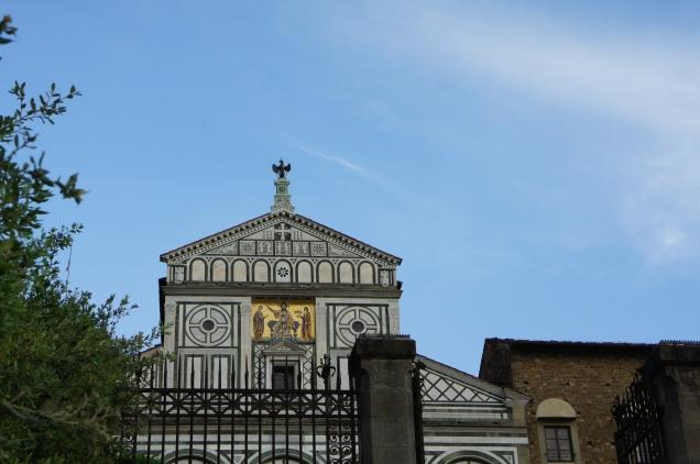 Abbazia di San Miniato al Monte Florenc