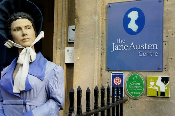 Jane Austen museum in Bath