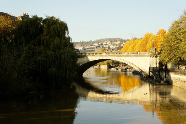 River Avon in Bath