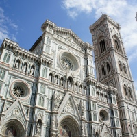 A day in Florence, Italy