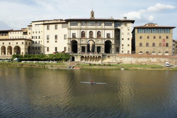 Corridoio Vasariano Florence