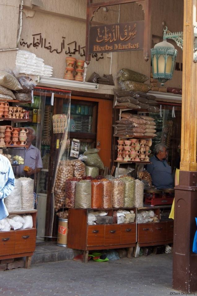 Dubai Spice bazaar