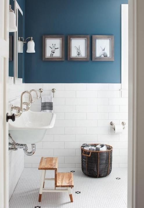 Guest toilet interior inspiration