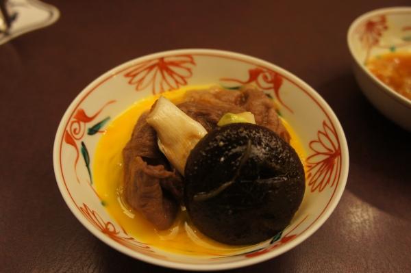 Mushroom Imahan Tokyo