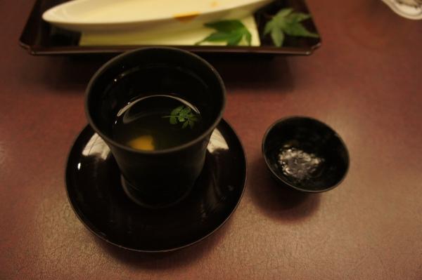 Miso soup Imahan