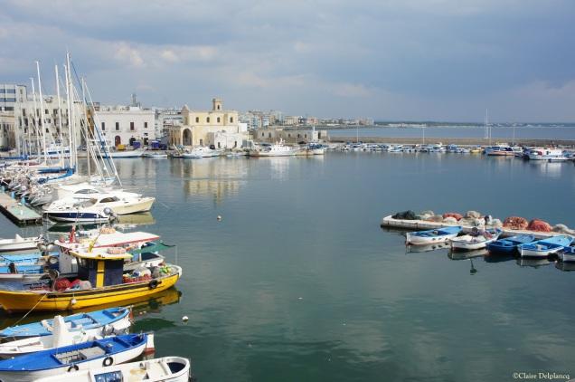 Gallipoli harbour