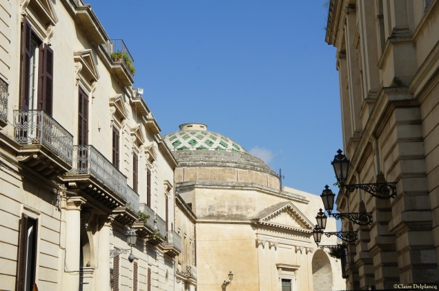 Tiled roof Lecce