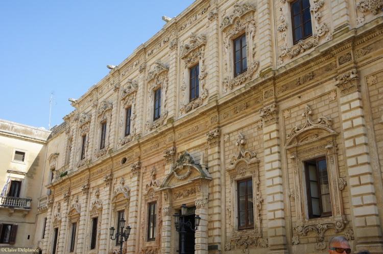 Lecce architecture