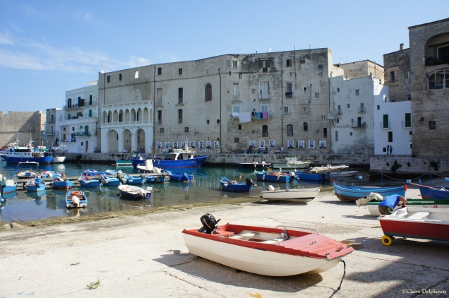 Monopoli harbour