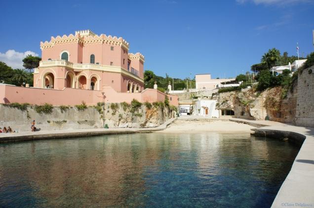 Pink palace Tricase Porto