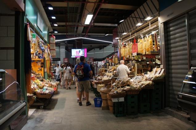 Mercato di San Lorenzo Florence