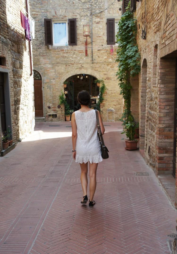 Claire Imaginarium in San Gimignano