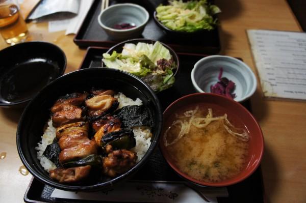 chicken Yakitori Toritake