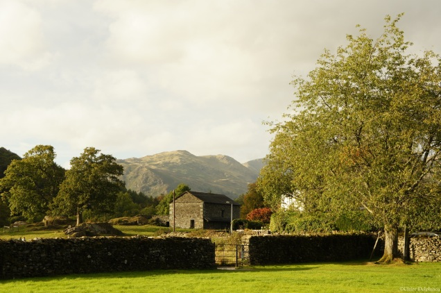 Lake District Golden hour