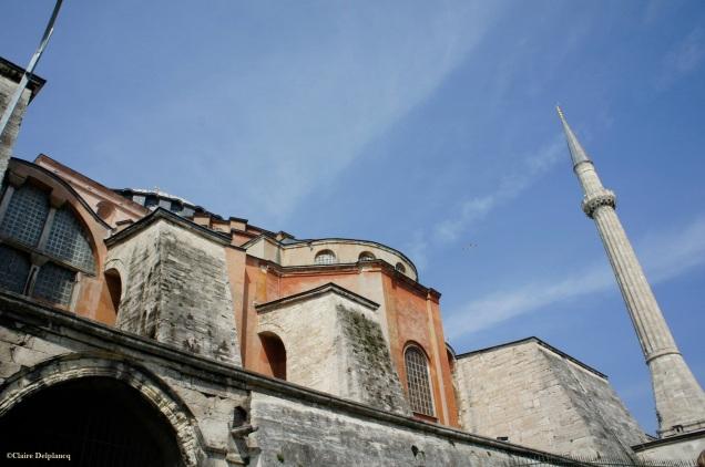 Hagia Sophia details Istanbul