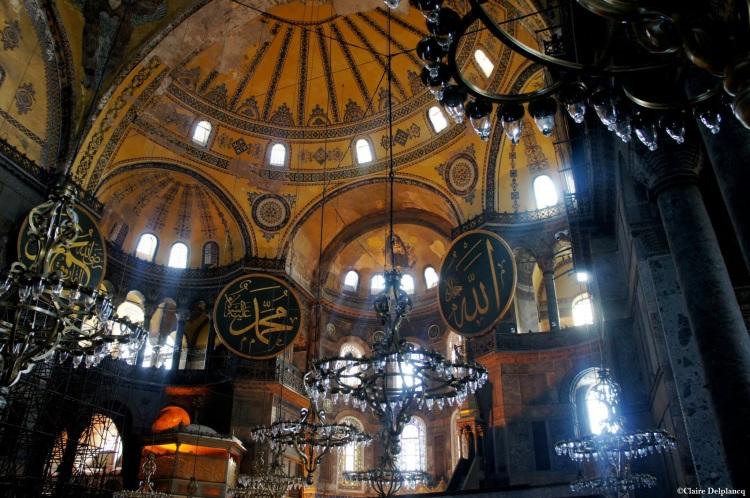 Istanbul-Hagia-Sophia-inside