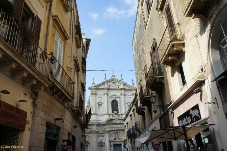 Chiesa di Santa Irene Lecce