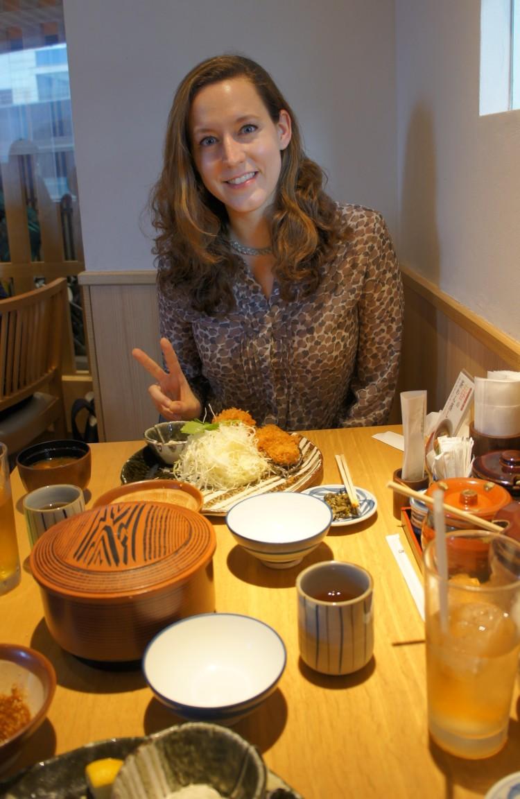 Katsukura restaurant