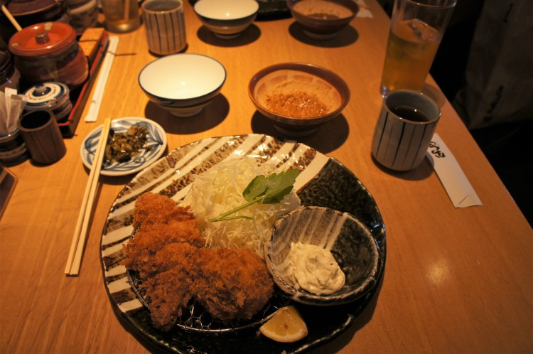 Katsukura tonkatsu