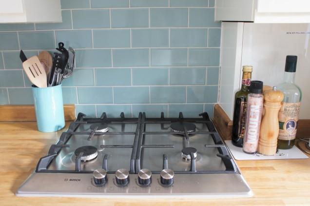 Kitchen Bosch hob