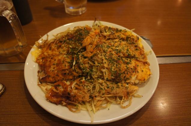 Okonomiya in Hiroshima