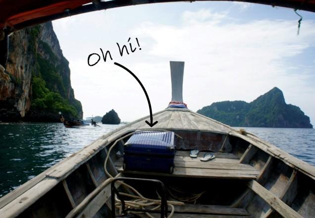 Rimowa Koh Phi Phi Thailand