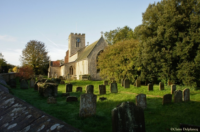 Burnham Market church