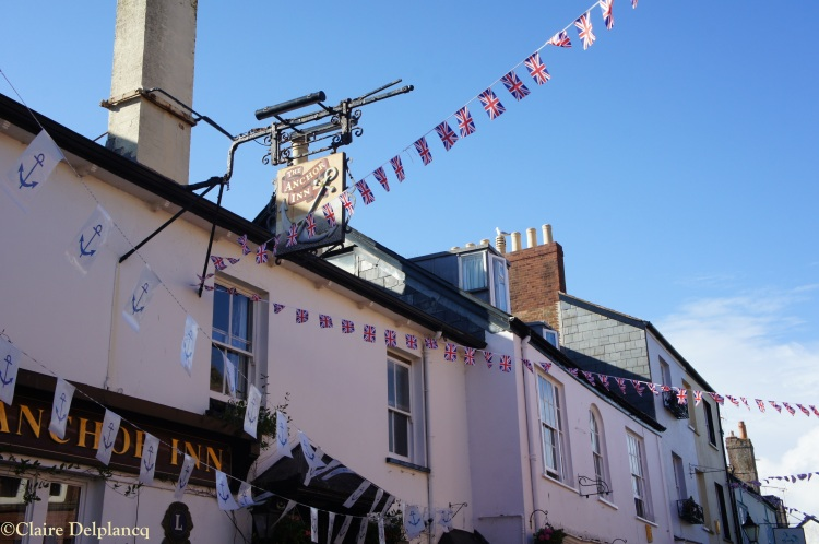 The Anchor Inn in Sidmouth