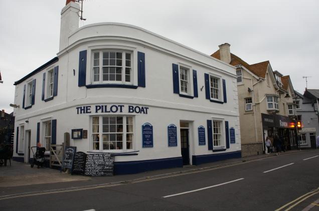 Pilot Boat Lyme Regis