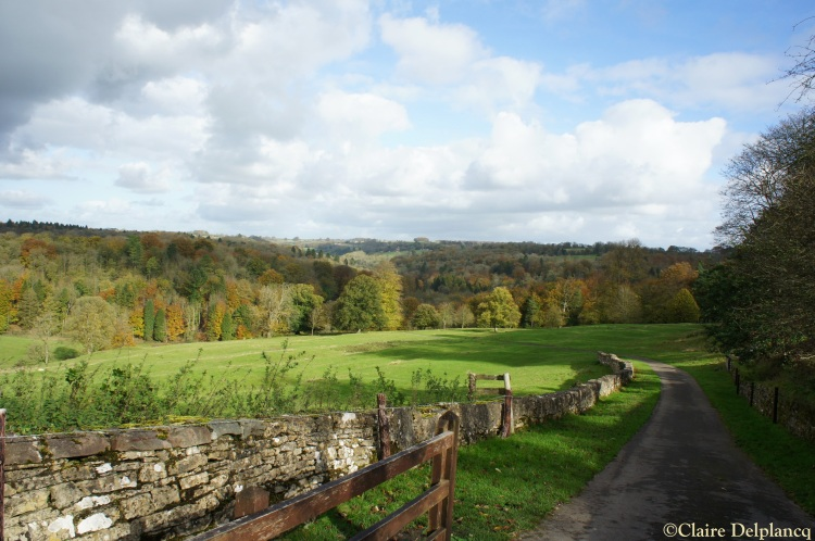 Cotswolds in Autumn